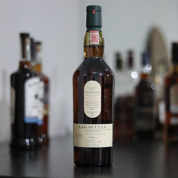 Lagavulin 1995/2014 Feis Ile Bottling - 70cl/54.7%