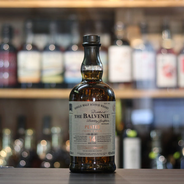 Balvenie 14YO Peated Triple Cask - 70cl/48.3%