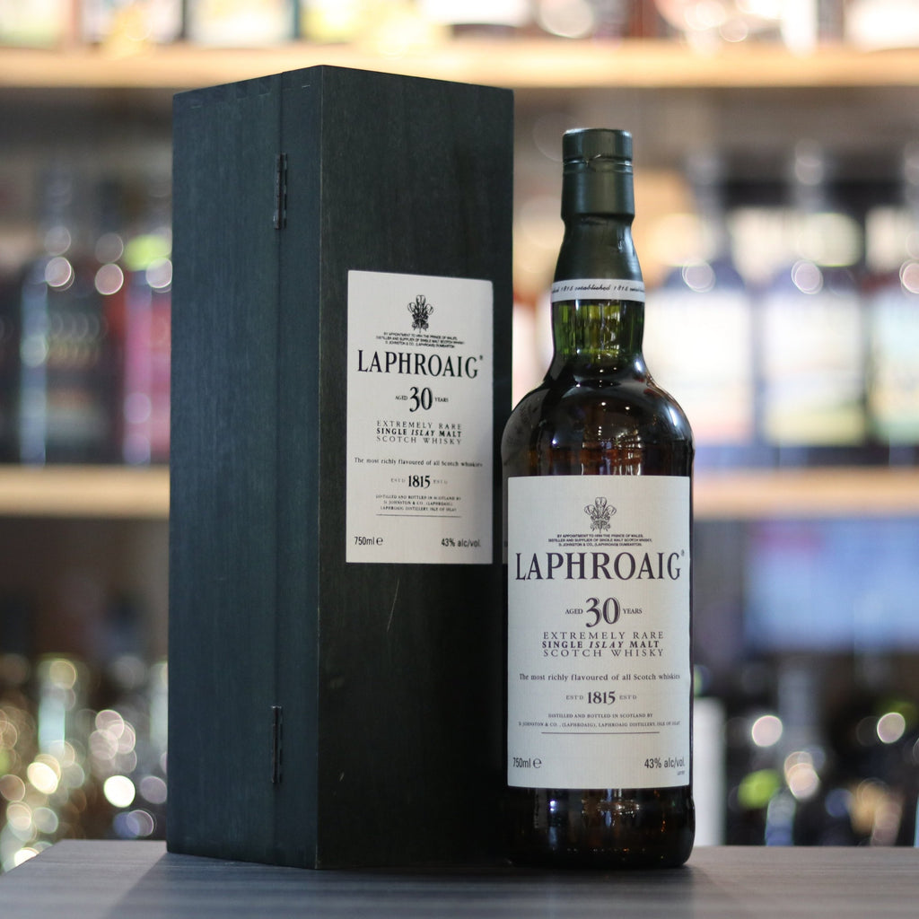 Laphroaig 30YO (Old Bottling) - 75cl/43%