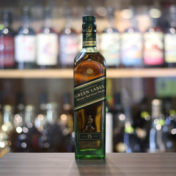 Johnnie Walker Green Label - 70cl/43%