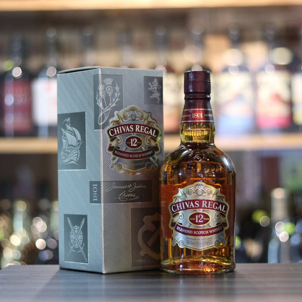 Chivas Regal 12YO - 70cl/40%