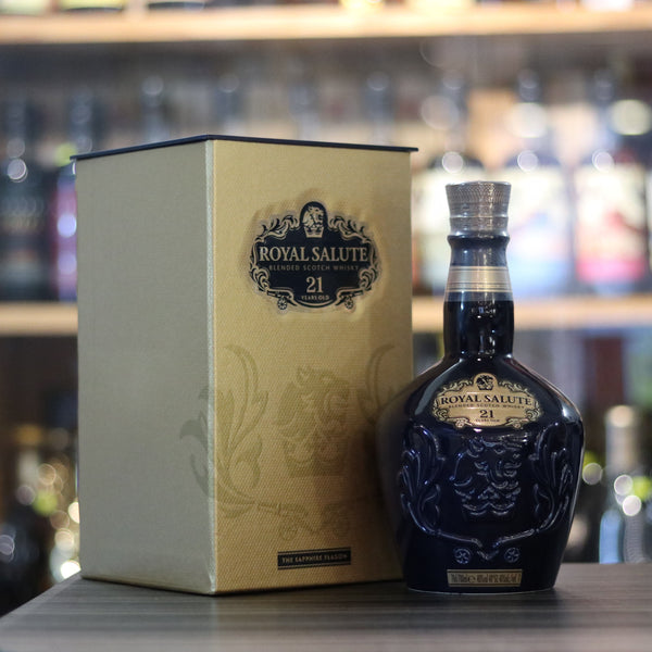 Royal Salute 21YO - 70cl/40%