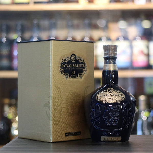 Royal Salute 21YO - 1L/40%