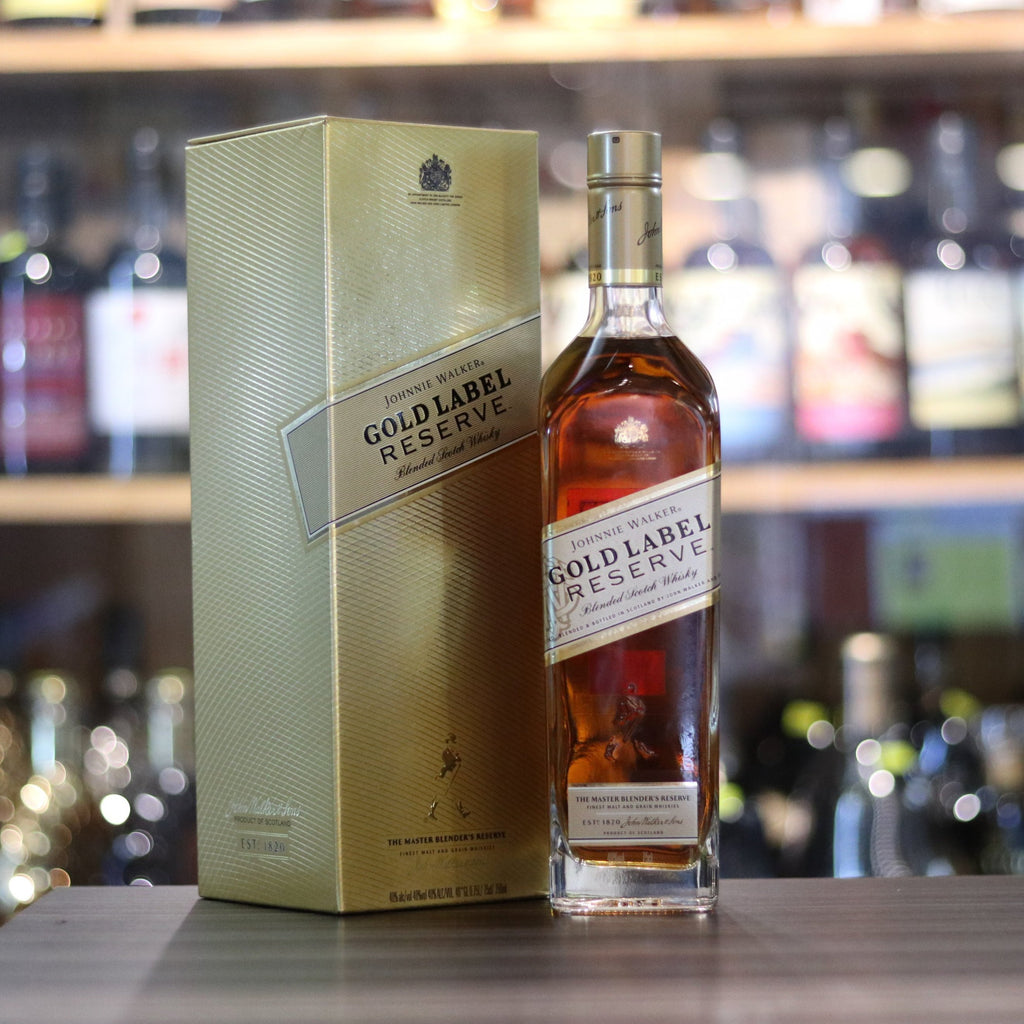 Johnnie Walker Gold Label 1Litre - 100cl/40%