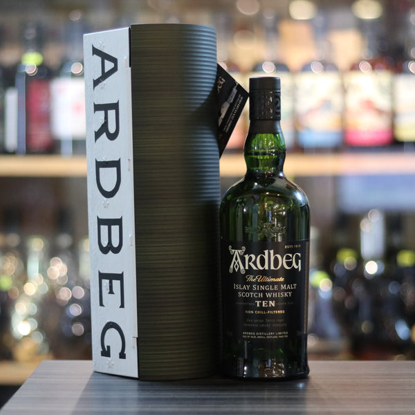 Ardbeg 10YO Warehouse Pack - 70cl/46%