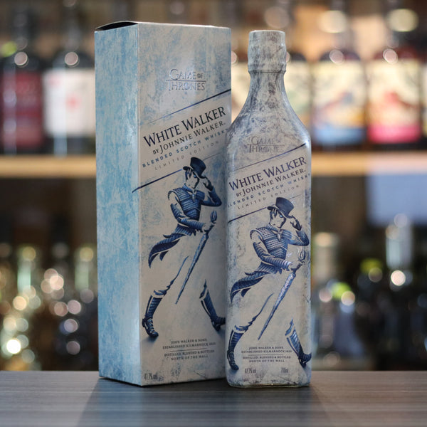 Johnnie Walker White Walker (GOT) - 70cl/41.7%