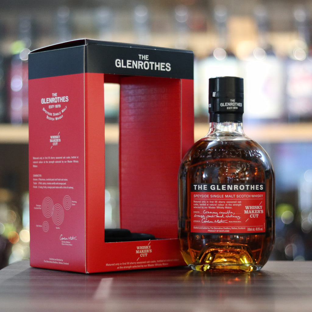 Glenrothes Whisky Makers Cut - 70cl/48.8%