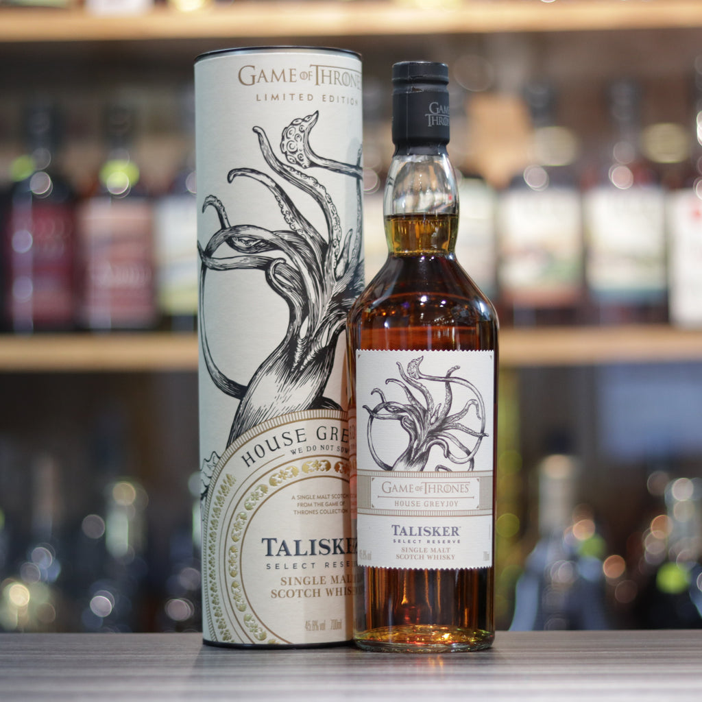 Talisker Game of Thrones
