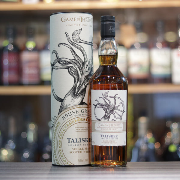 "Talisker Game of Thrones ""House Greyjoy"" Select Reserve - 70cl/45.8%"
