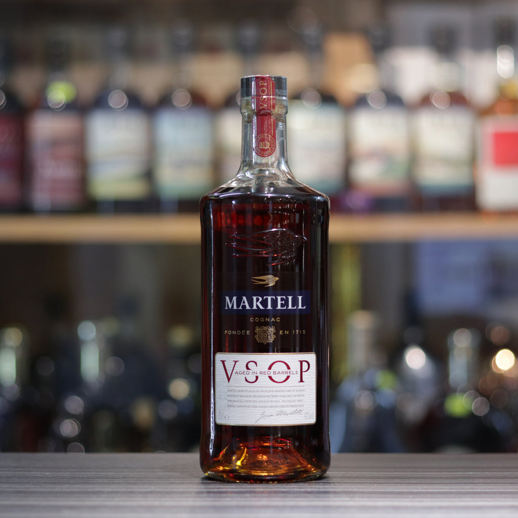 Martell VSOP age in red barrels - 70cl/40%
