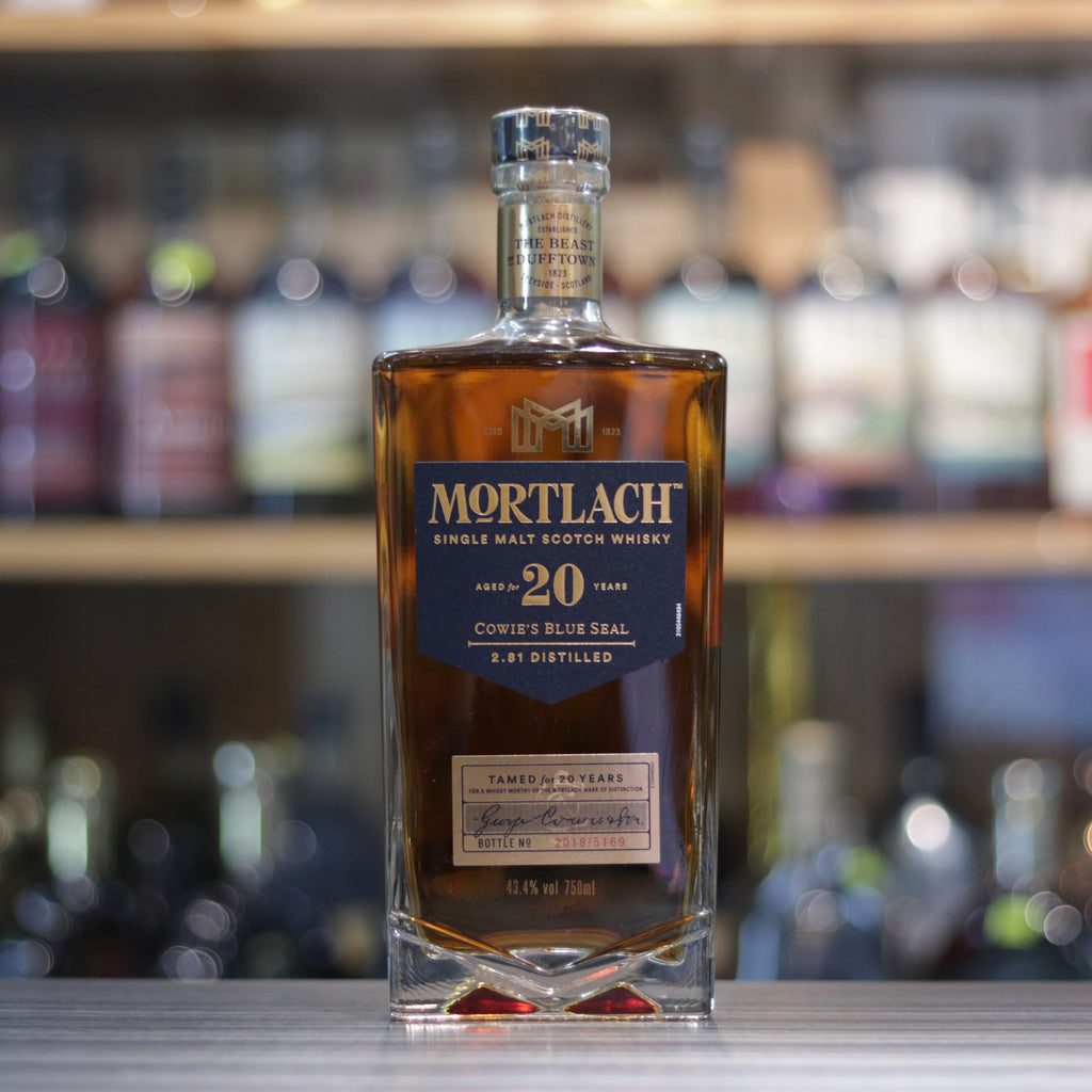 Mortlach 20YO - 75cl/43.4%