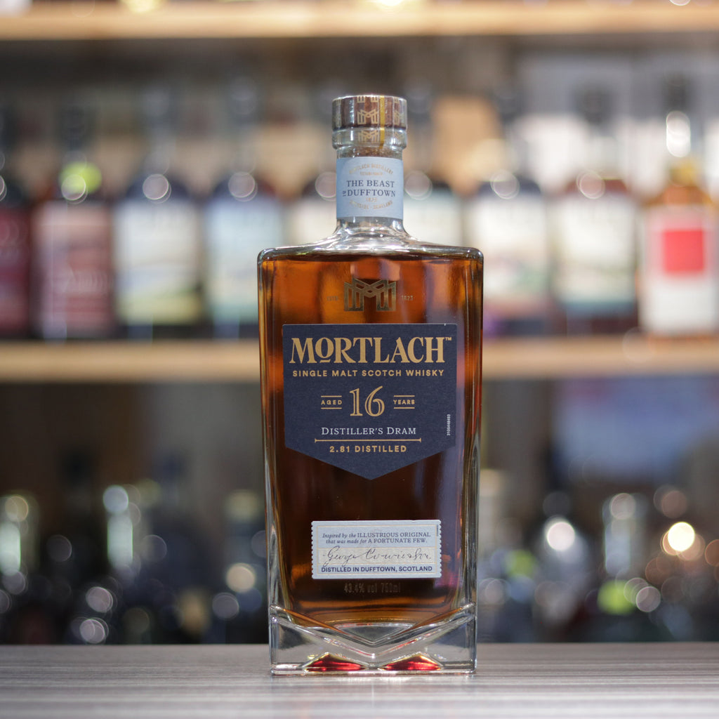 Mortlach 16YO  - 50cl/43.4%