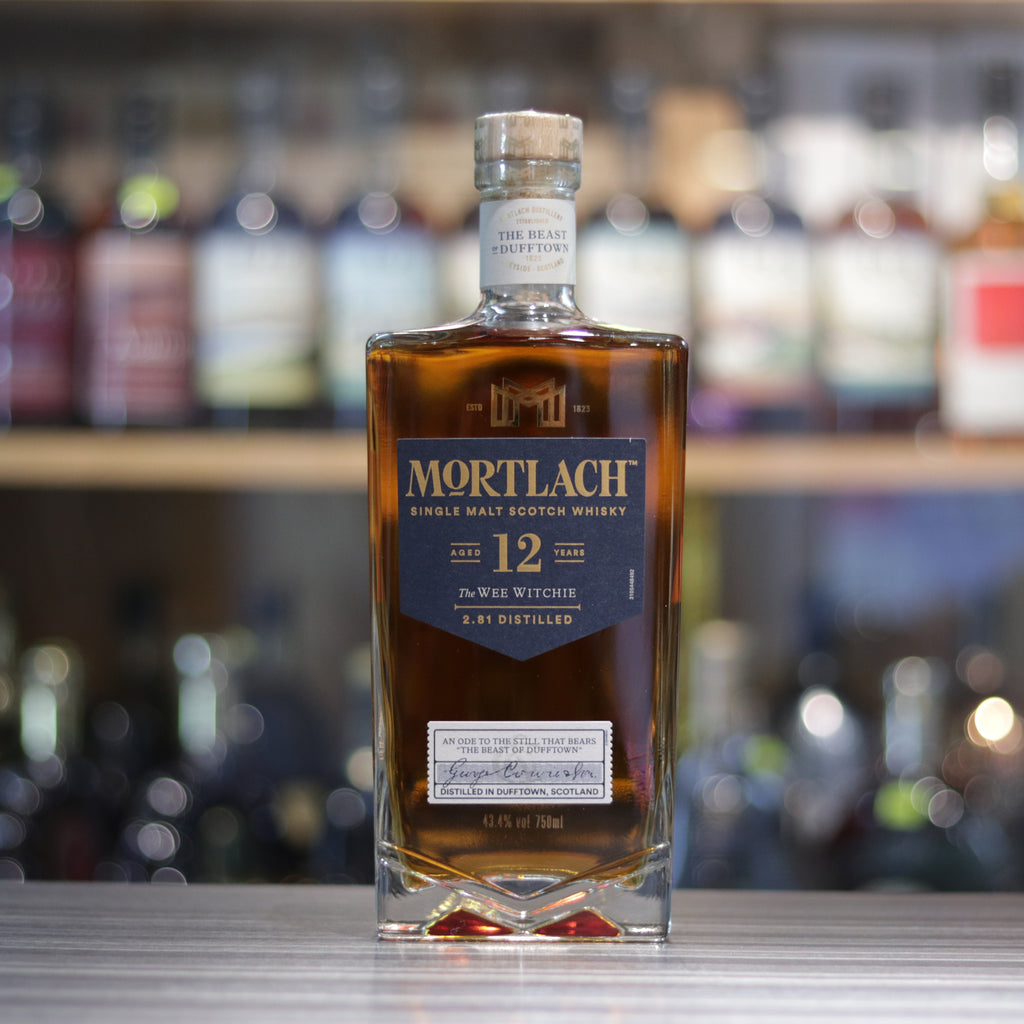 Mortlach 12YO  - 50cl/43.4%