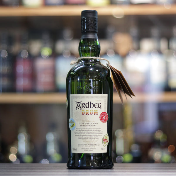 Ardbeg Drum Commitee Release 2019 - 70cl/52%