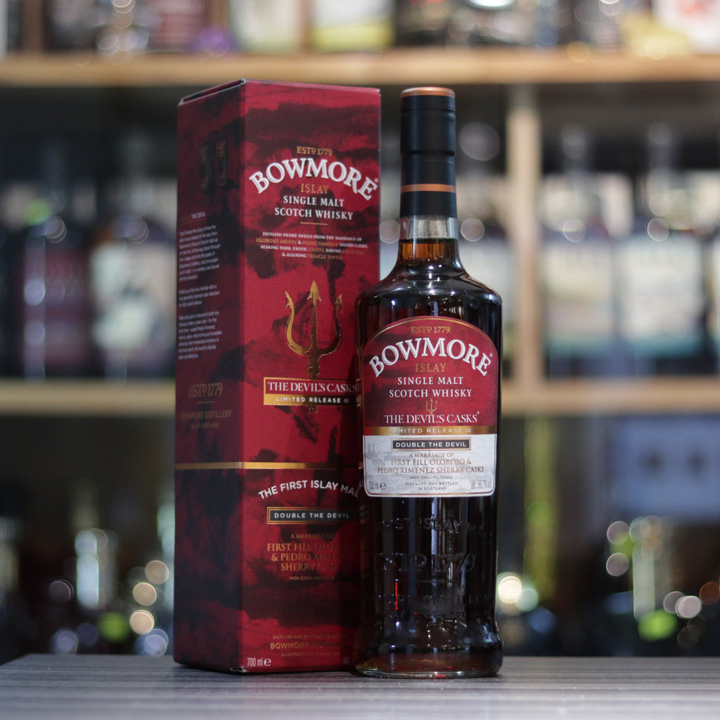Bowmore The Devil's Cask Limited Release III - 70cl/56.7%