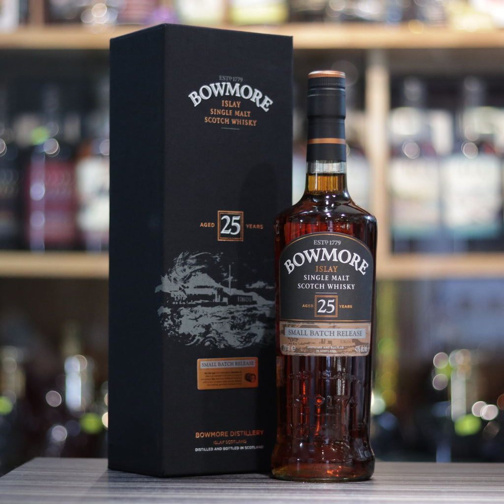 Bowmore 25YO Small Batch Release - 70cl/43%