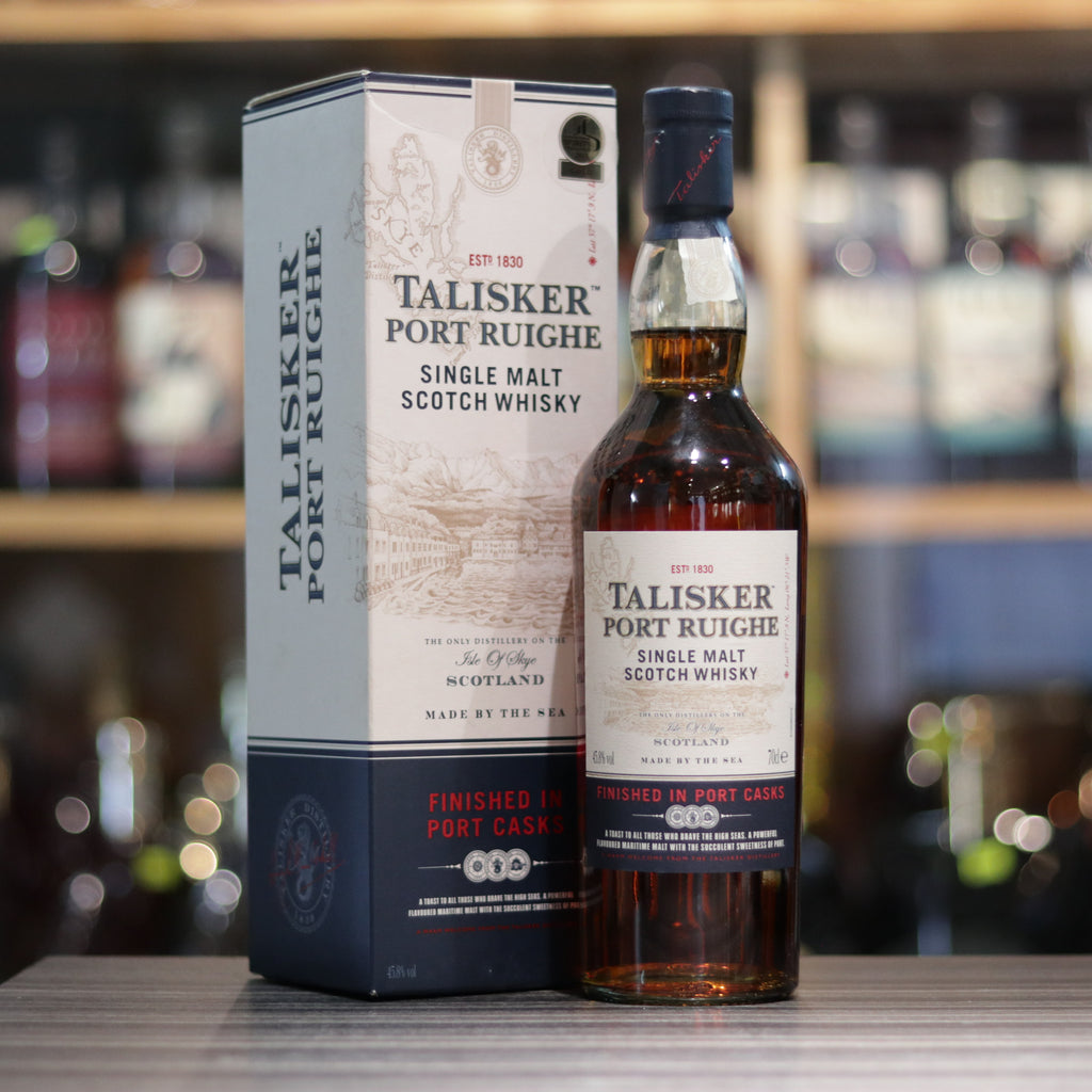 Talisker Port Ruighe Finish in Port Cask- 70cl/45.8%