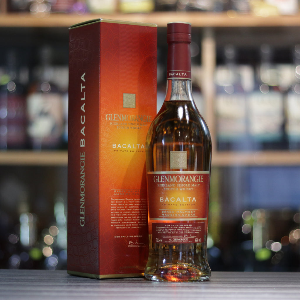 Glenmorangie Private Edition Bacalta - 70cl/46%