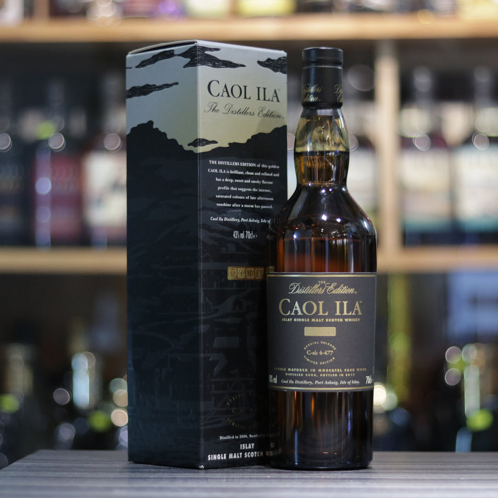 Caol Ila Distillers Edition 2007/2019 - 70cl/43%