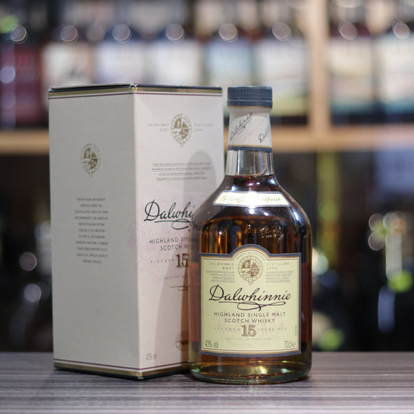 Dalwhinnie 15YO - 70cl/43%
