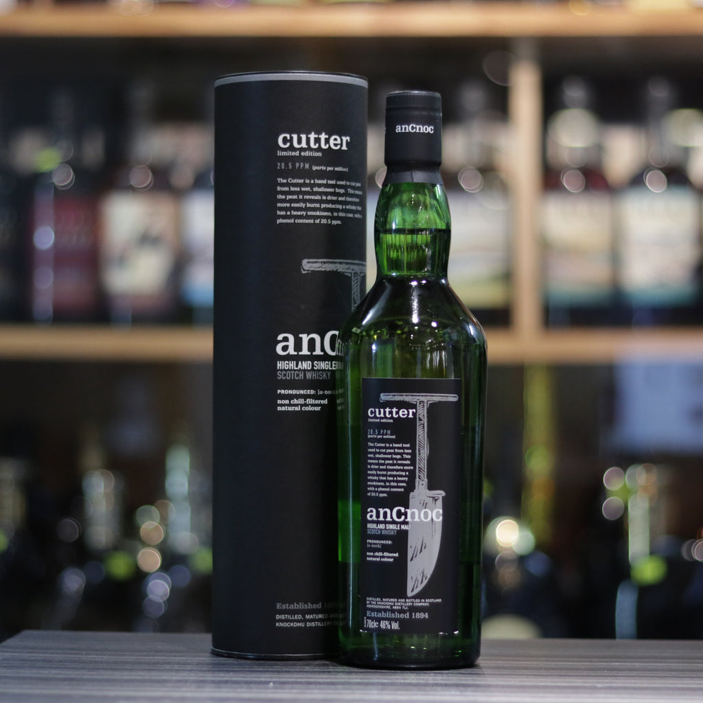 Ancnoc Cutter Limited Edition - 70cl/46%