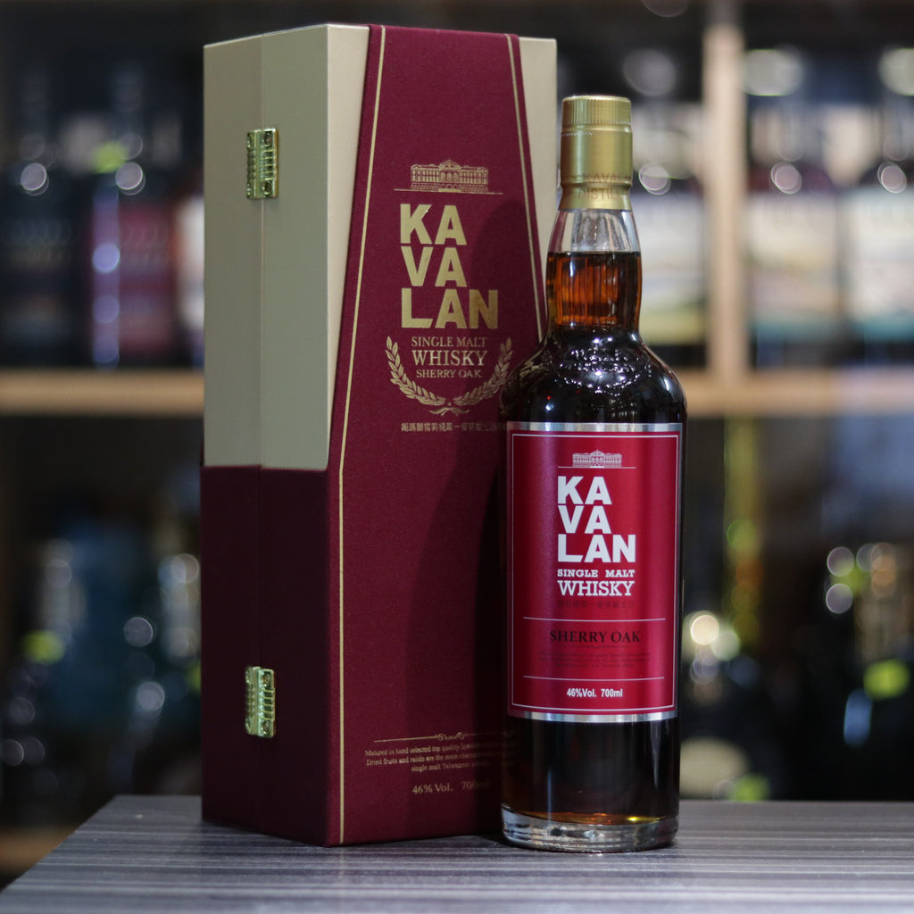 Kavalan Sherry Oak - 70cl/46%