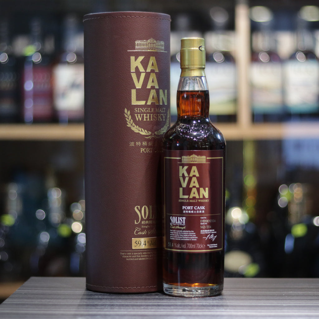 Kavalan Solist Port Cask - 70cl