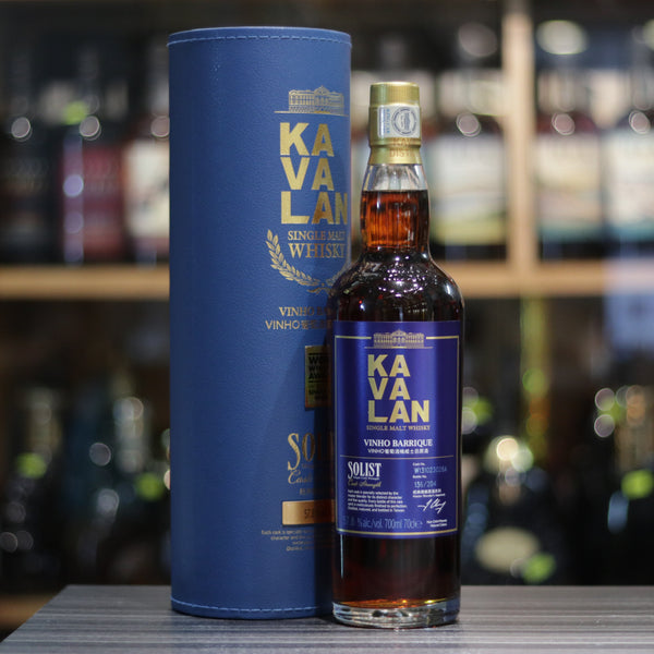 Kavalan Solist Vinho Barrique - 70cl