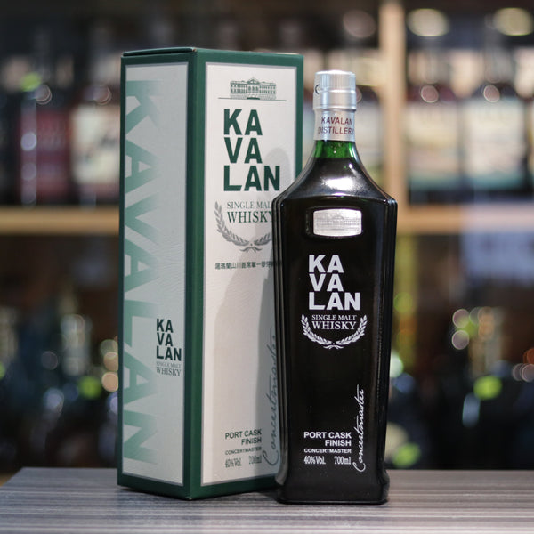 Kavalan Port Cask Finish - 70cl/40%