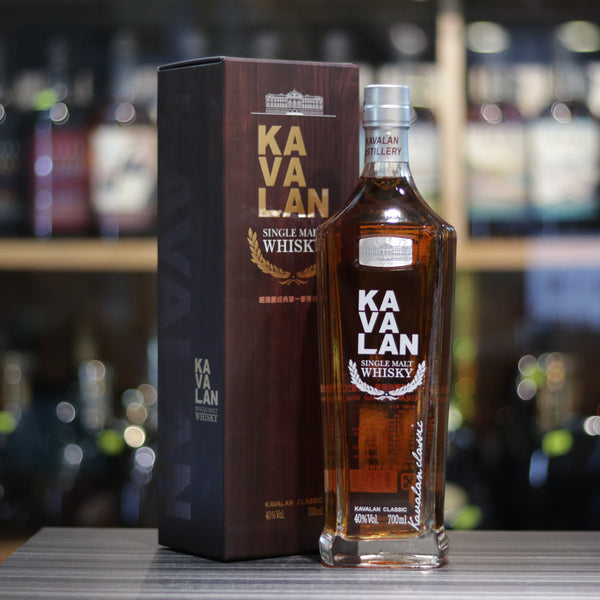 Kavalan Single Malt - 70cl/40%