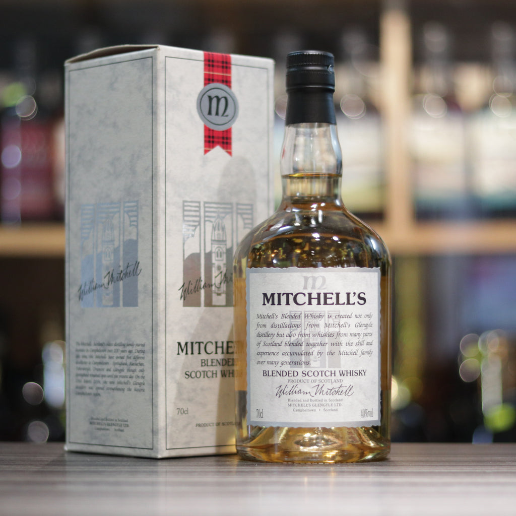 Mitchell's Blended Whisky - 70cl/40%