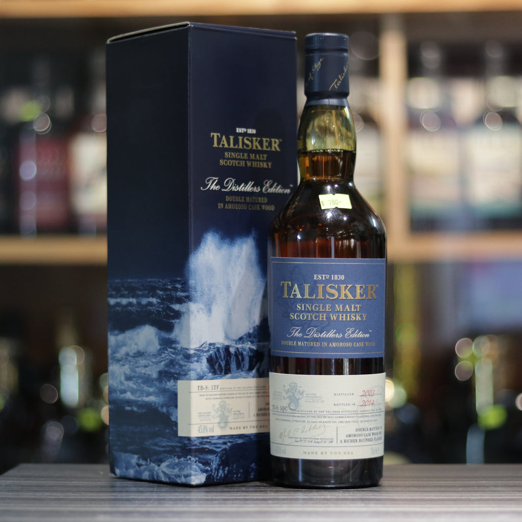 Talisker Distillers Edition 2003 (Bottled 2014) - 70cl/45.8%
