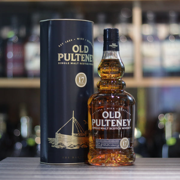 Old Pulteney 17YO - 70cl/46%