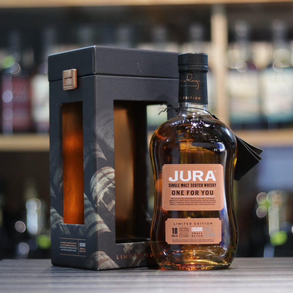 Jura 18YO One for You- 70cl/52.5%