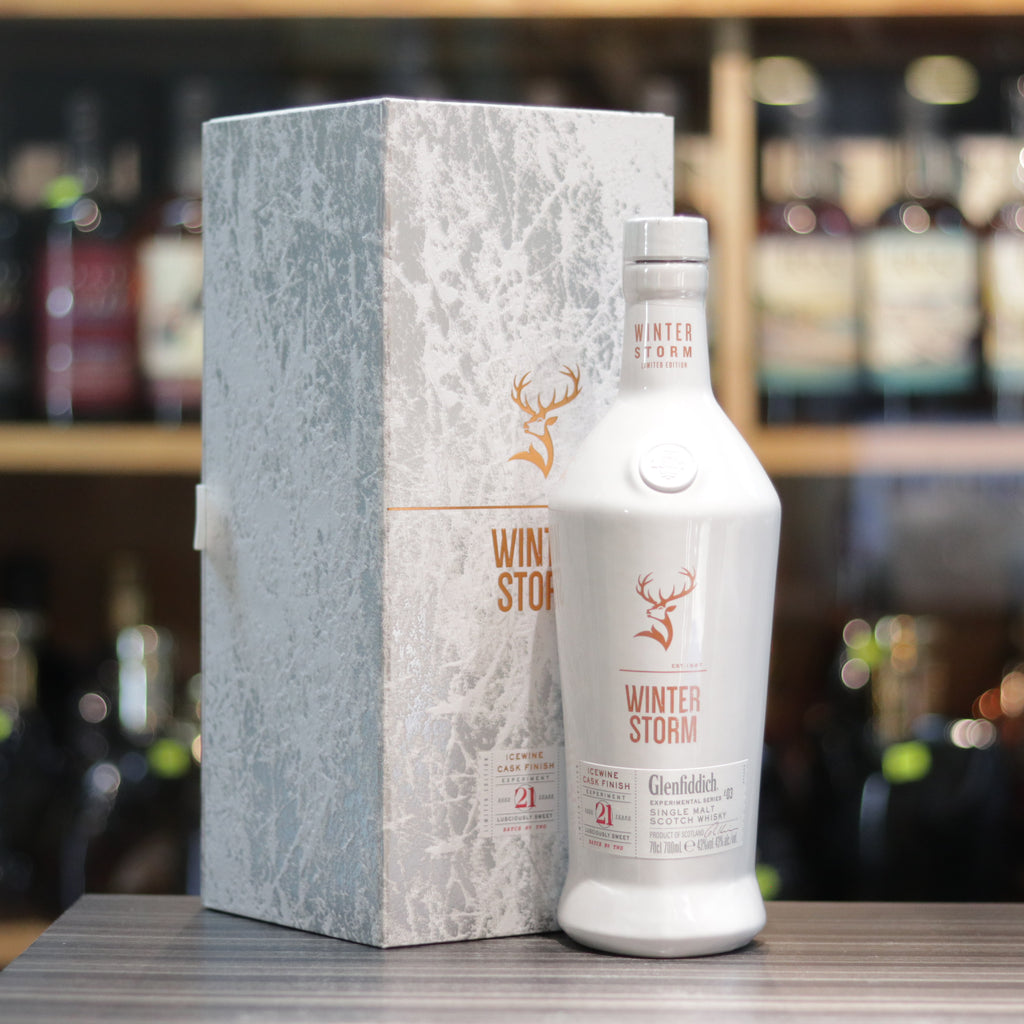 Glenfiddich 21YO Winter Storm Batch 2 - 70cl/43%