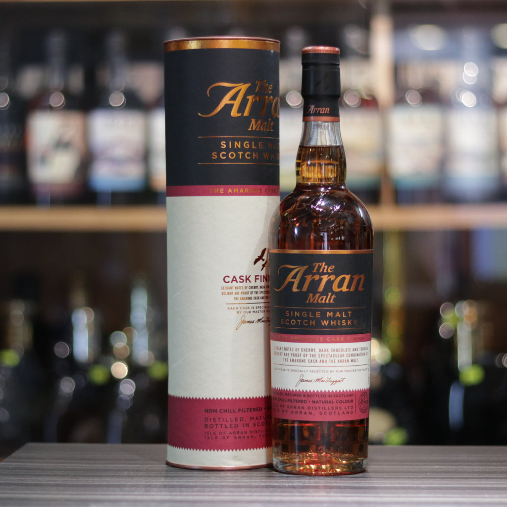 Arran The Amarone Cask Finish - 70cl/50%