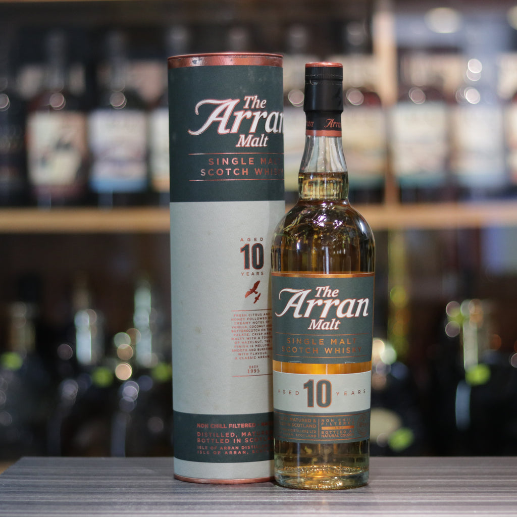 Arran 10YO Old Bottling - 70cl/46%