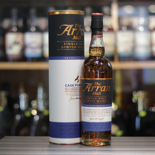 Arran The Port Cask Finish - 70cl/50%