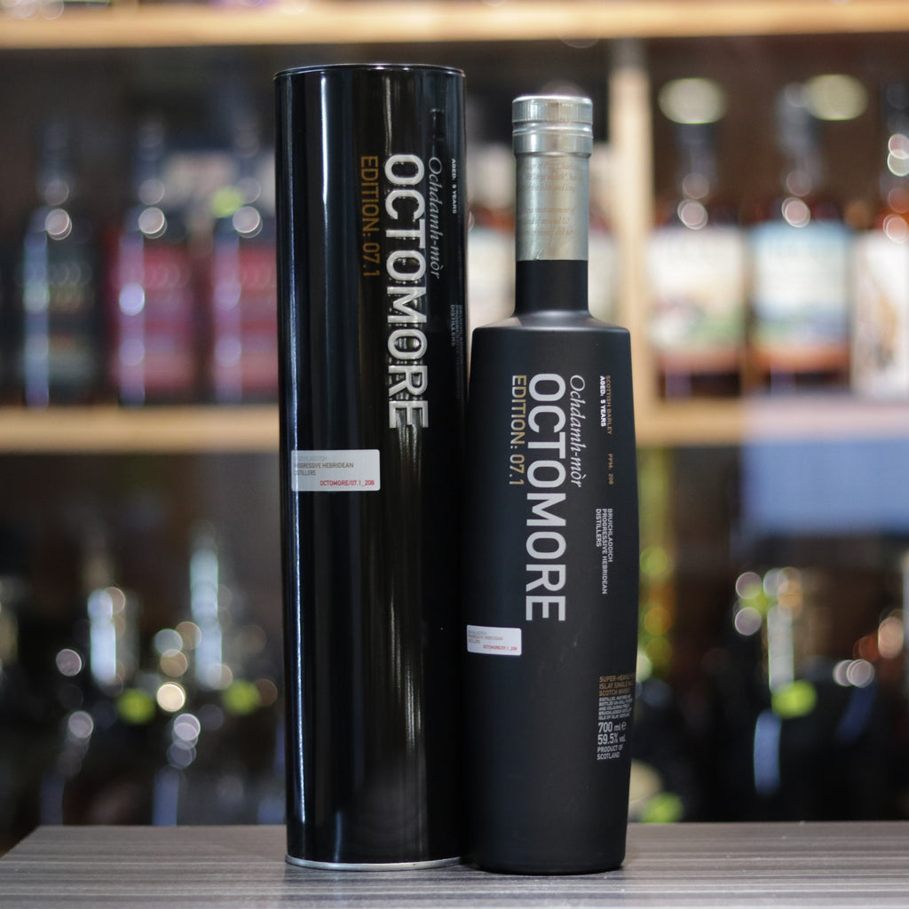 Bruichladdich Octomore 7.1 - 70cl/59.5%