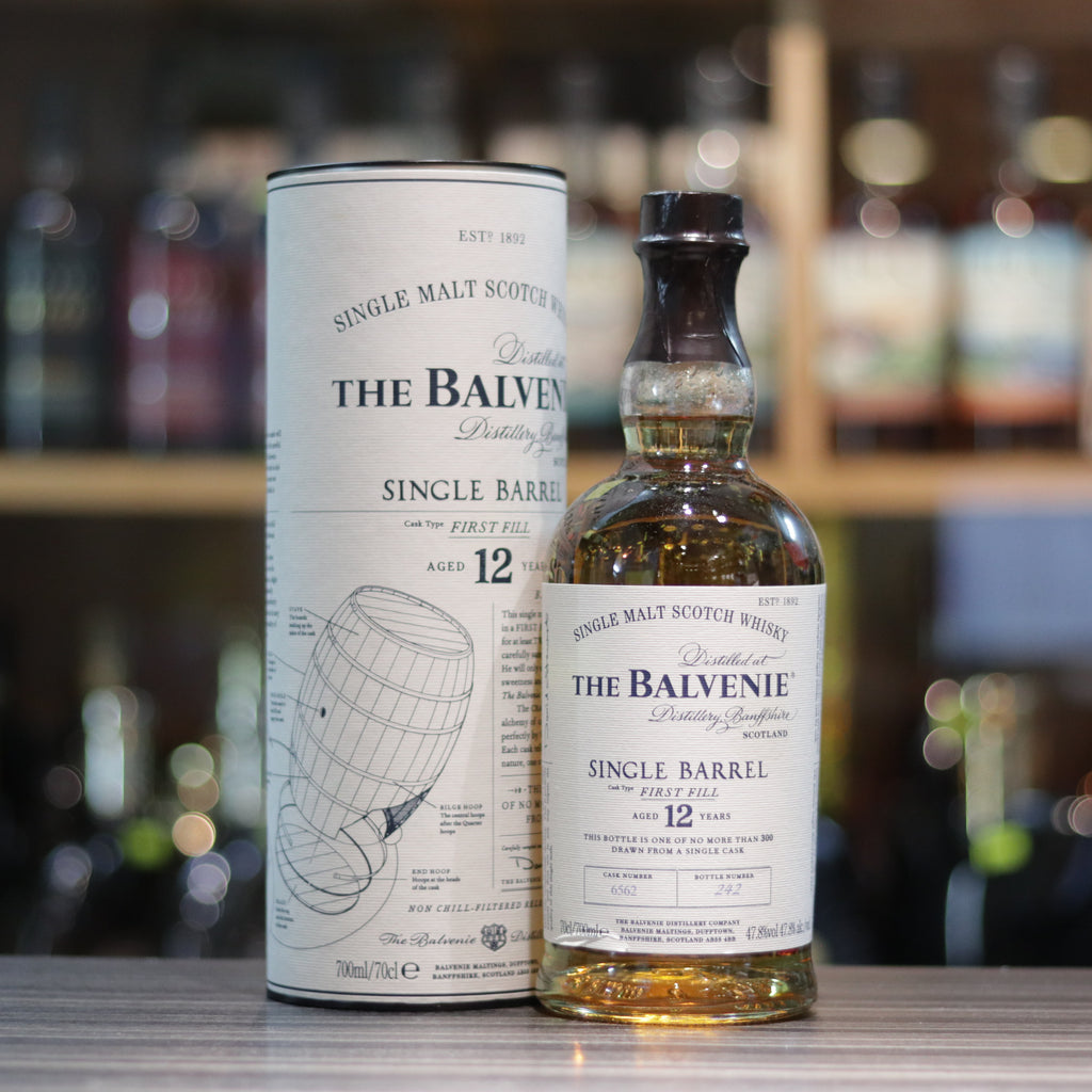 Balvenie 12YO Single Barrel - 70cl/47.8%