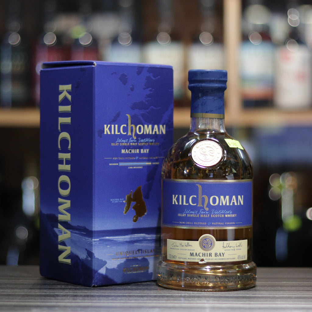 Kilchoman Machir Bay - 70cl/46%