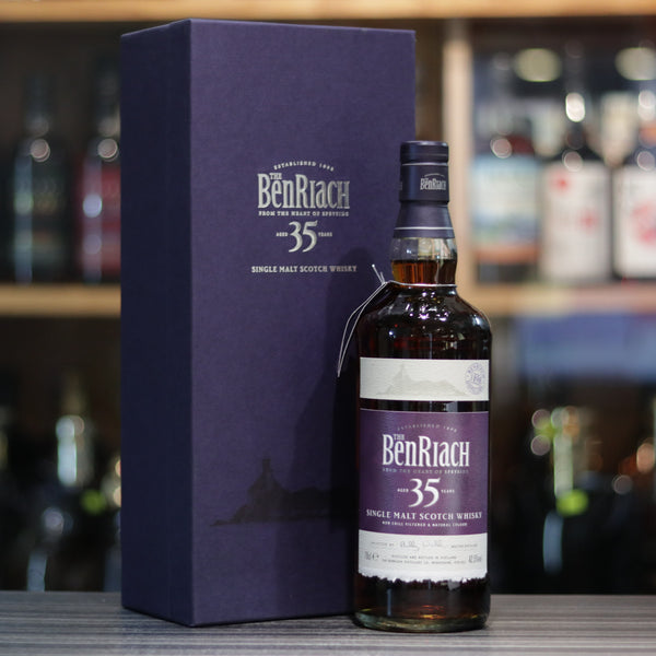 BenRiach 35YO - 70cl/42.5%