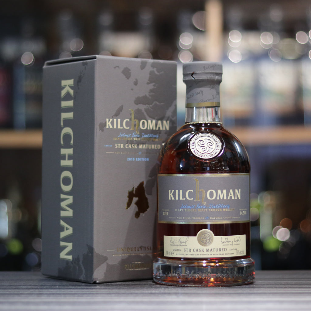Kilchoman STR Cask Matured 2012/2019 - 70cl/50%