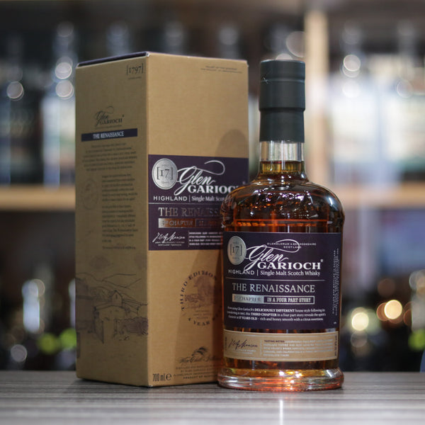 "Glen Garioch 17YO 3rd Chapter ""The Renaissance""- 70cl/50.8%"