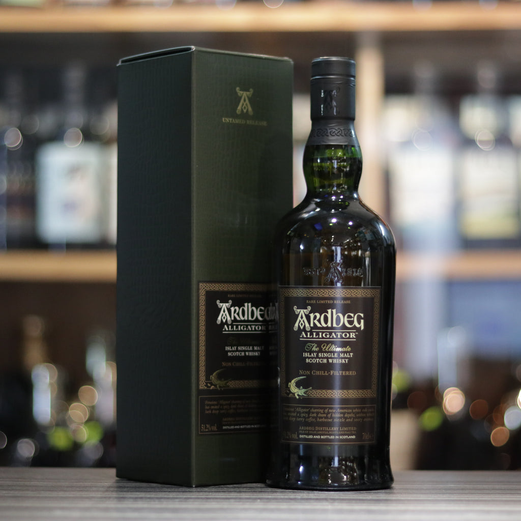 Ardbeg Alligator - 70cl/51.2%