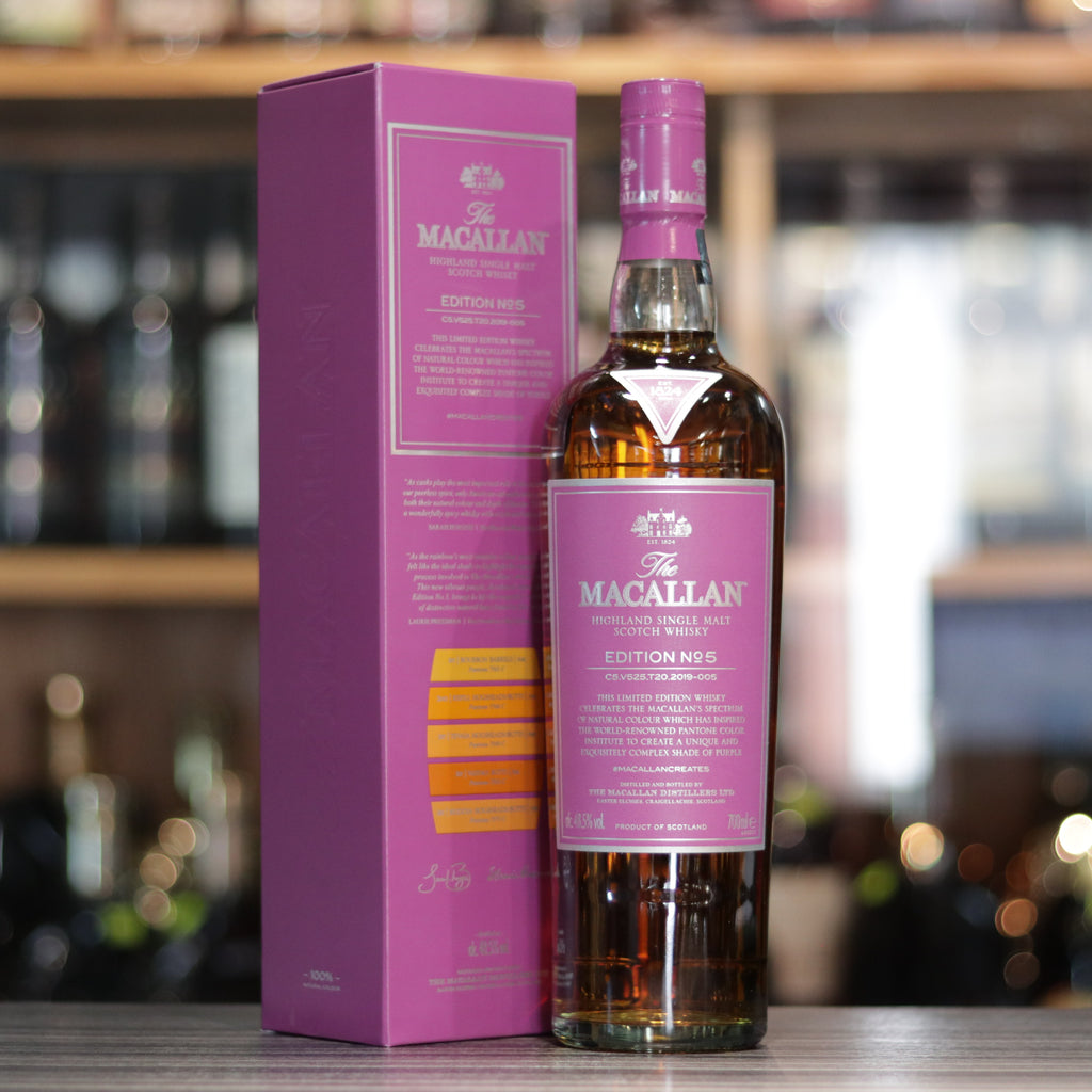 Macallan Edition No.5 - 70cl/48.5%