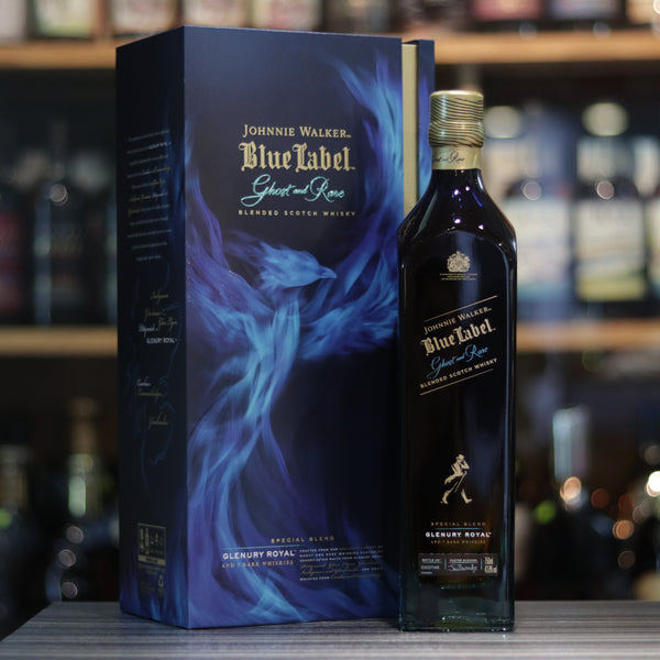 "Blue Label Ghost & Rare ""Glenury Royal"" - 75cl/43.8%"