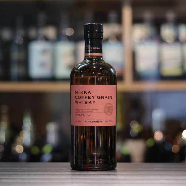 Nikka Coffey Grain - 70cl/45%