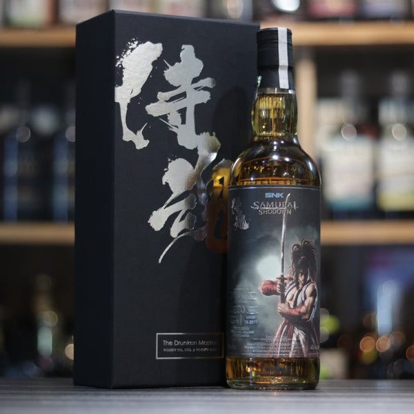 侍魂 霸王丸 Littlemill 30YO 1988/2019 - 70cl/48.6%