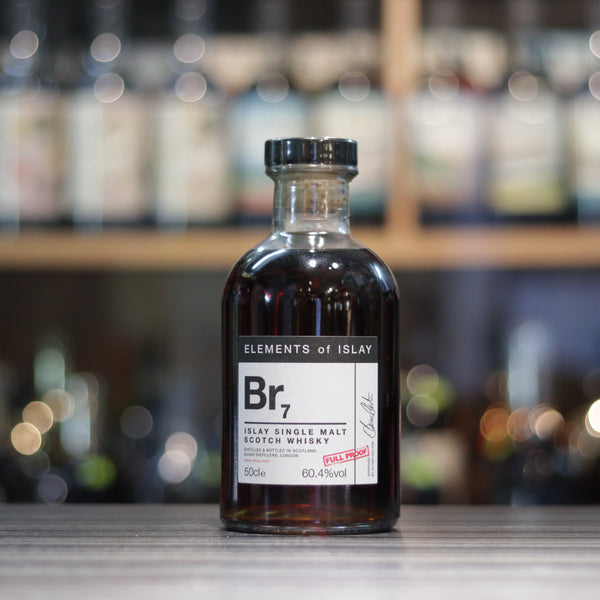 Elements of Islay Br7 - 50l/60.4%